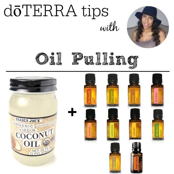 dōTERRA tips- oil pulling BLOG