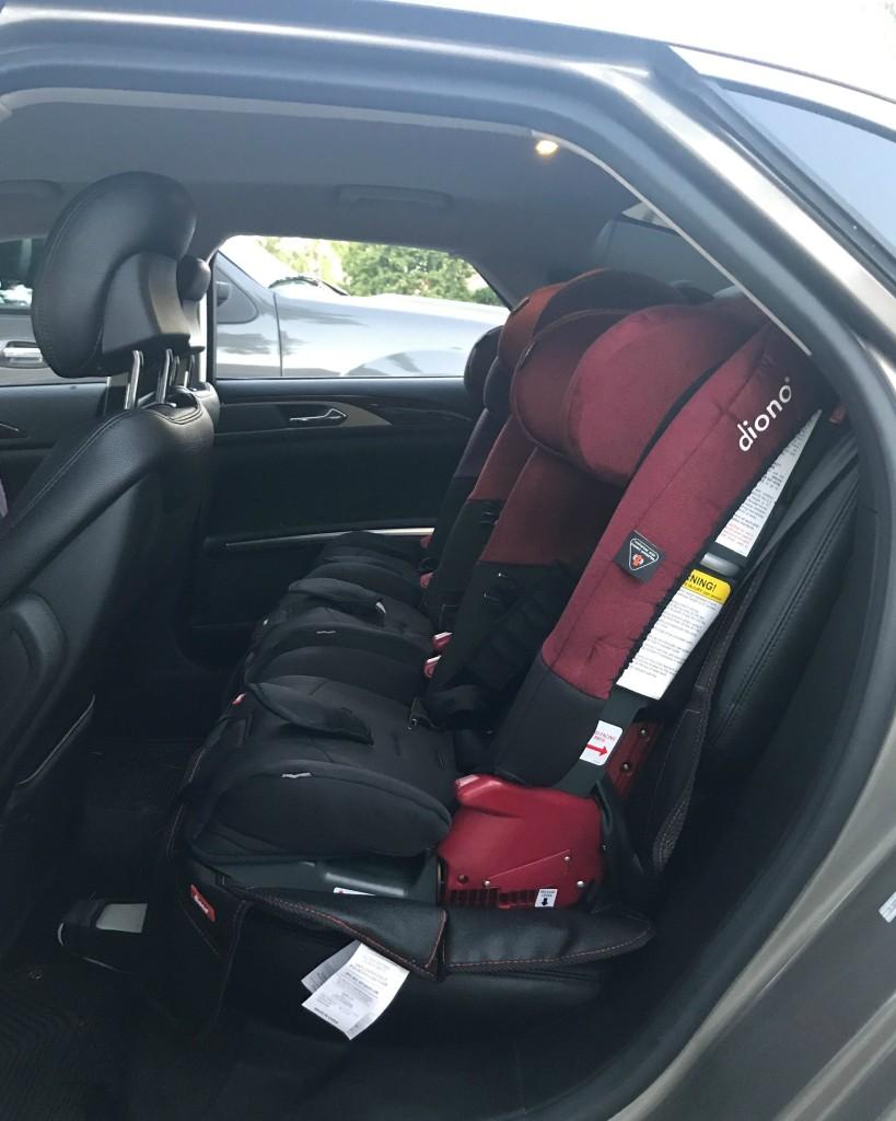 car seat correct